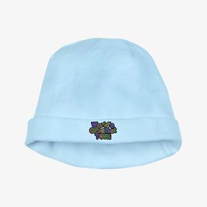 Worlds Greatest Tori baby hat