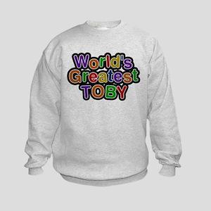 Worlds Greatest Toby Sweatshirt