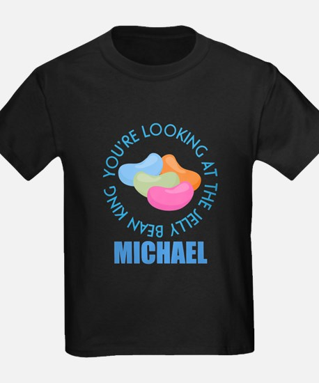 Easter Candy Personalized Boys T-Shirt