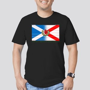 Women's Dark Scots Irish American T-Shirt