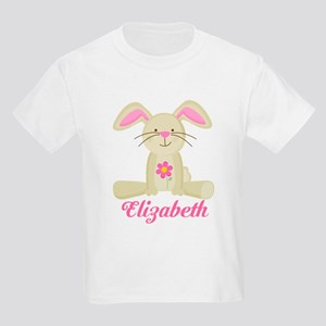 Personalized Easter Bunny Rabbit T-Shirt