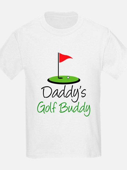 Daddy's Golf Buddy T-Shirt