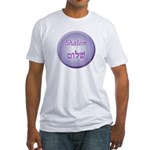 Shalom Fitted T-Shirt