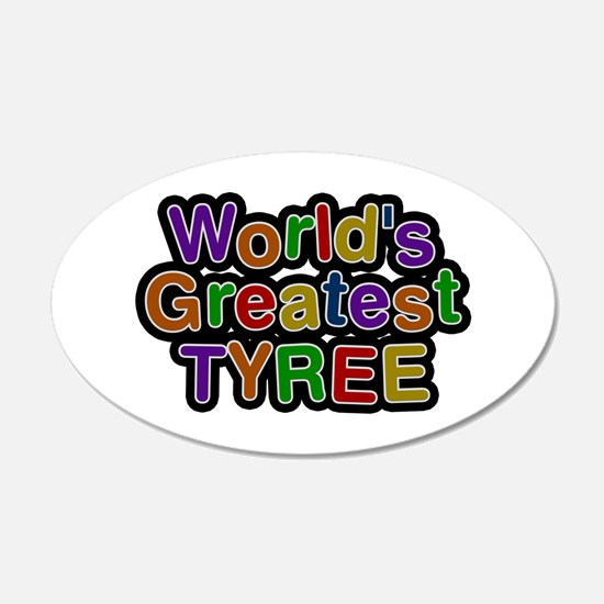 World's Greatest Tyree Wall Decal