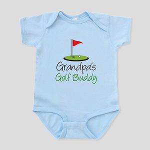 Grandpa's Golf Buddy Body Suit