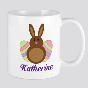 Personalized Easter Bunny Eggs Mugs