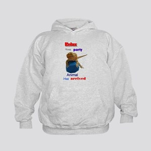 Relax the party animal has arrived Sweatshirt