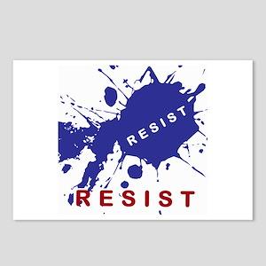 Resist Postcards (Package of 8)