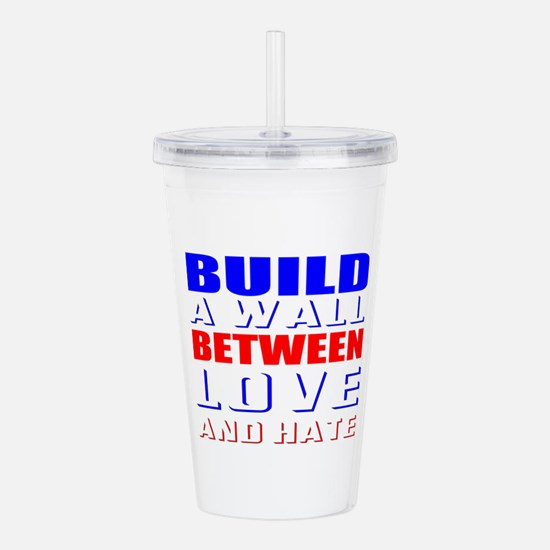 Political issues Acrylic Double-wall Tumbler