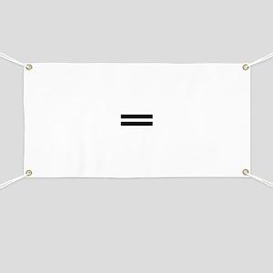Equality Banner