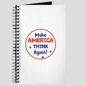 Make America Think Again Journal