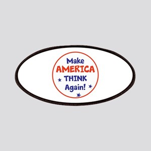 Make America Think Again Patch