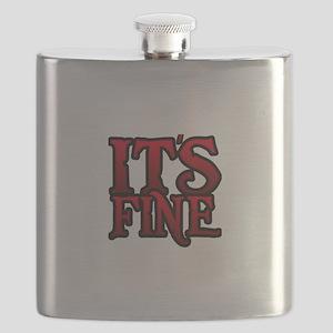 It's Fine Flask