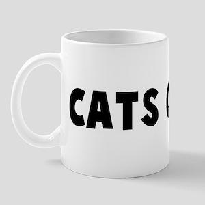 Cats cradle Mug