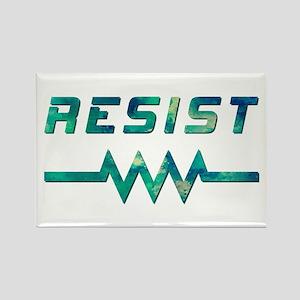 RESIST! Rectangle Magnet