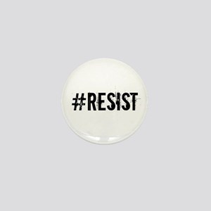 #RESIST Mini Button