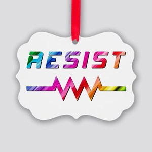 RESIST Ornament