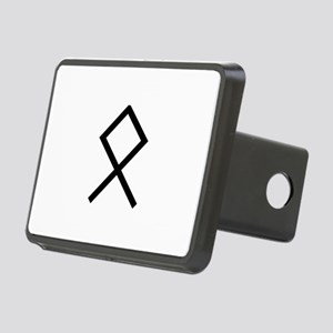 odal Rectangular Hitch Cover
