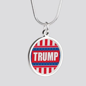 Trump - American Flag Necklaces
