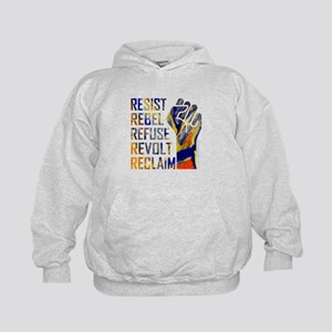 RESIST, REBEL... Sweatshirt