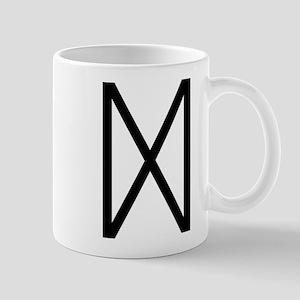 Dagaz (The Rune Of Dawn) Mugs