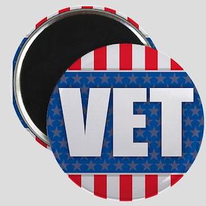 Vet - Veteran Magnets