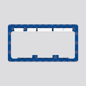 Vet - Veteran License Plate Holder