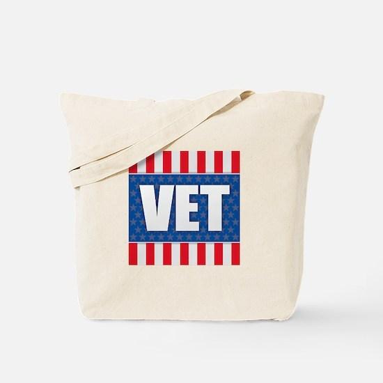 Vet - Veteran Tote Bag