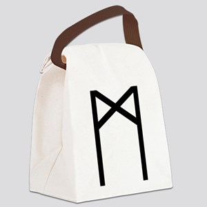 Madr (The Rune Of Mankind) Canvas Lunch Bag