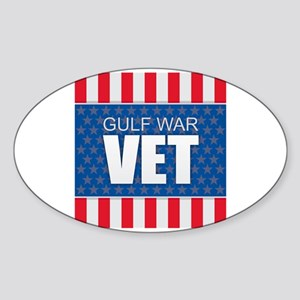 Gulf War Vet Sticker