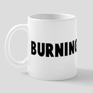 Burning rubber Mug