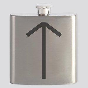 Tyr (The Rune Of Warrior) Flask