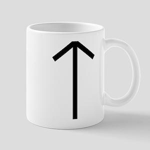 Tyr (The Rune Of Warrior) Mugs