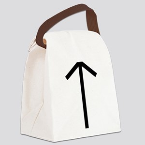 Tyr (The Rune Of Warrior) Canvas Lunch Bag