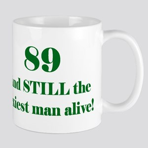 89 Still Sexiest 2 Green Mugs