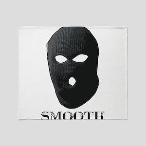 Smooth criminal Throw Blanket