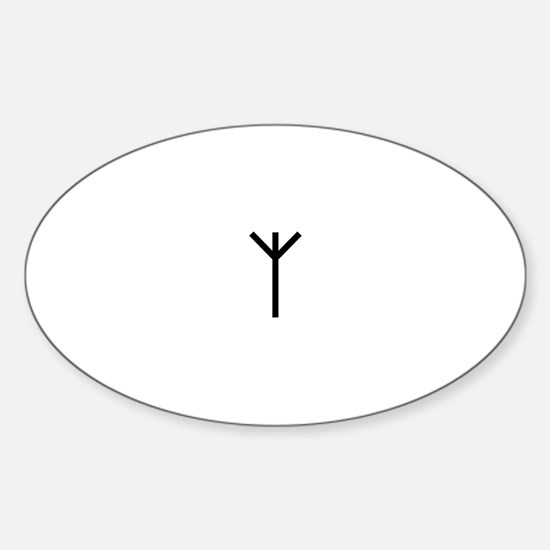 Yr (The Rune Of Protection) Decal