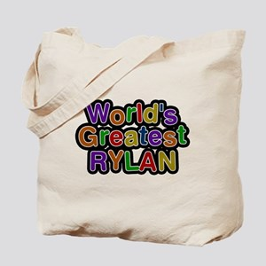Worlds Greatest Rylan Tote Bag