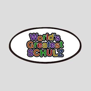 World's Greatest Schulz Patch