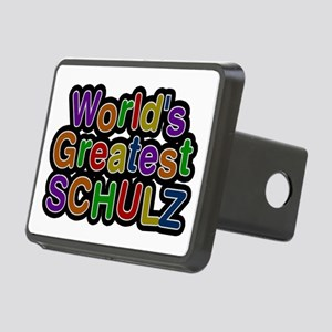 World's Greatest Schulz Rectangular Hitch Cover