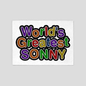 World's Greatest Sonny 5'x7' Area Rug