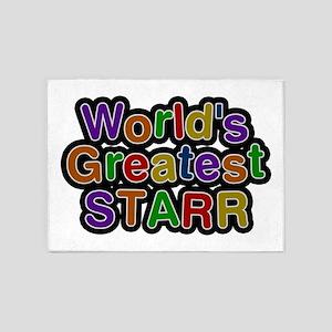 World's Greatest Starr 5'x7' Area Rug