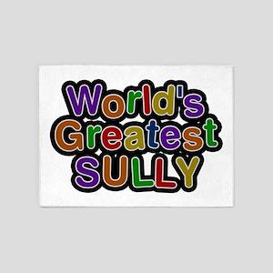 World's Greatest Sully 5'x7' Area Rug