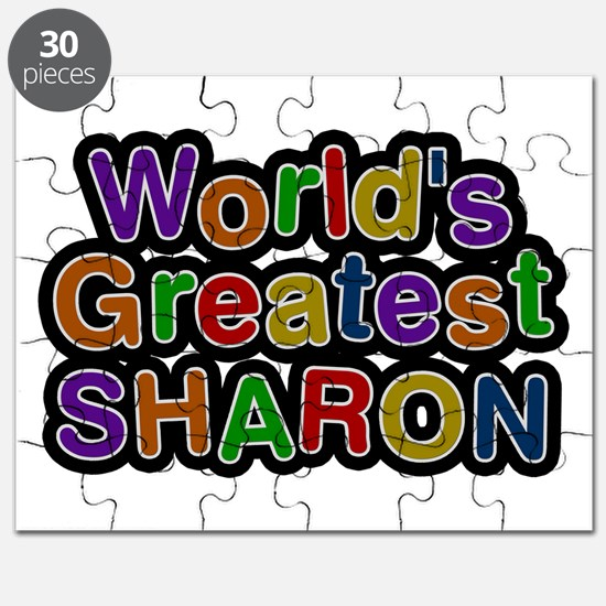 World's Greatest Sharon Puzzle