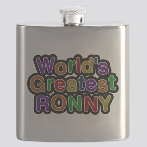 Worlds Greatest Ronny Flask