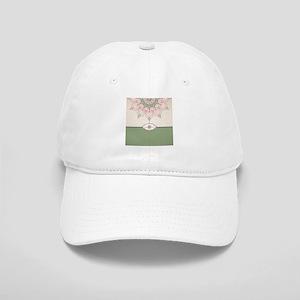 Decorative Floral Cap