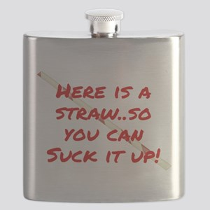 Suck it up Flask