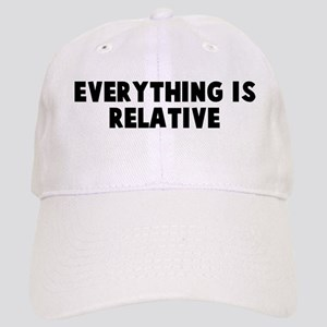 Everything is relative Cap
