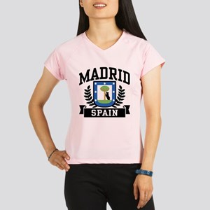 madridspain Performance Dry T-Shirt