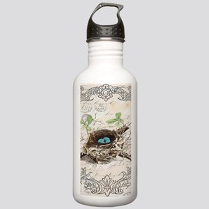 modern vintage french Stainless Water Bottle 1.0L